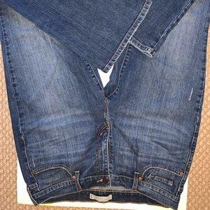 Levi's 515 Jeans Bootcut Size 14M